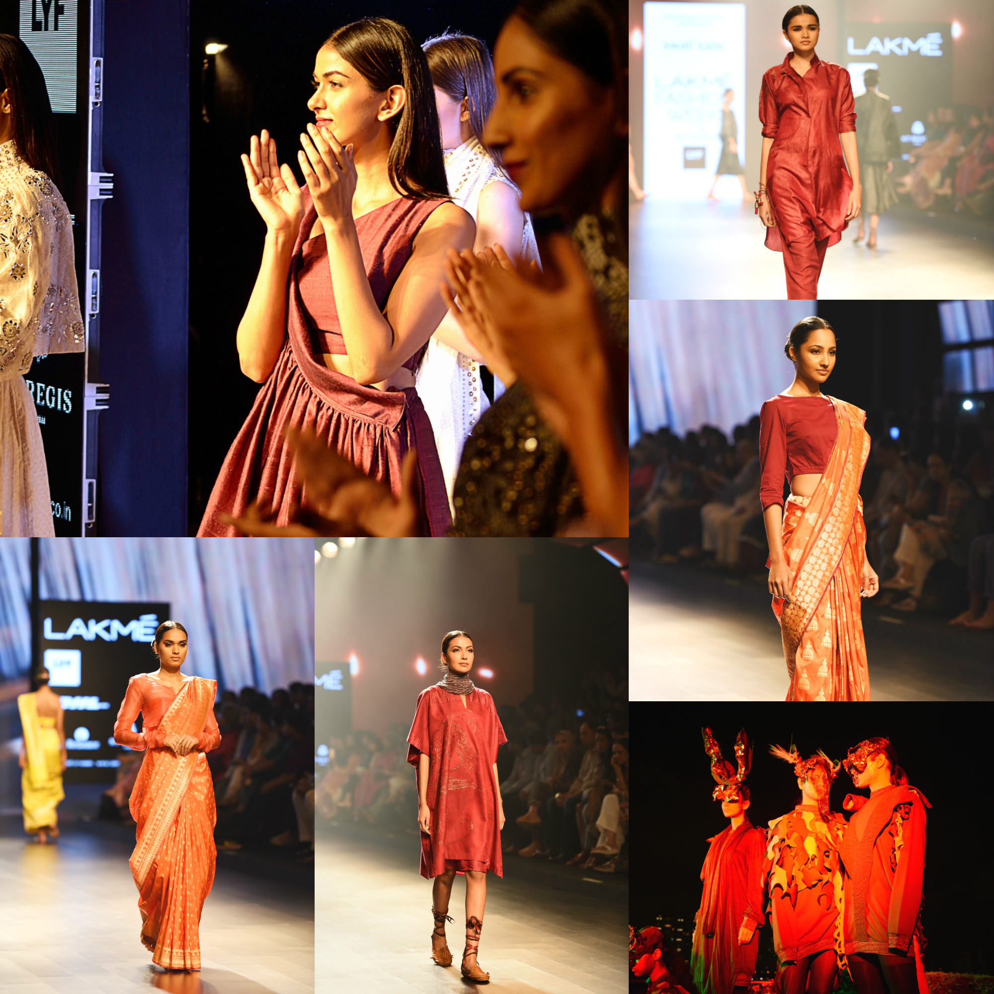 4 Elements That Rocked During The Lakme Fashion Week 2016 Provoqd