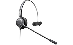 Eartec 710 / 710D Headsets wired monaural and binaural