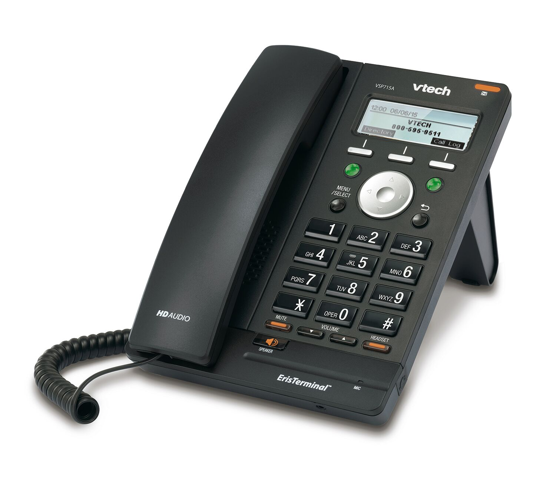 VTech VSP715A SIP Deskphone  ProVu Communications