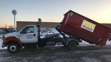 Roll-Off Dumpster Rentals in Illinois