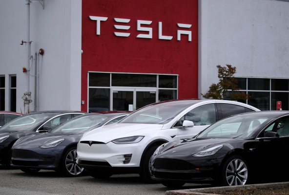 Tesla's furlough calls begin with delivery and sales taking a hit
