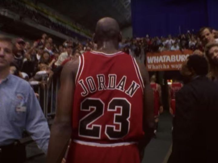 The Last Dance and Jordan are perfect distractions in a world starving for sport