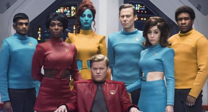 Black Mirror creator not working on more Black Mirror, since life is Black Mirror