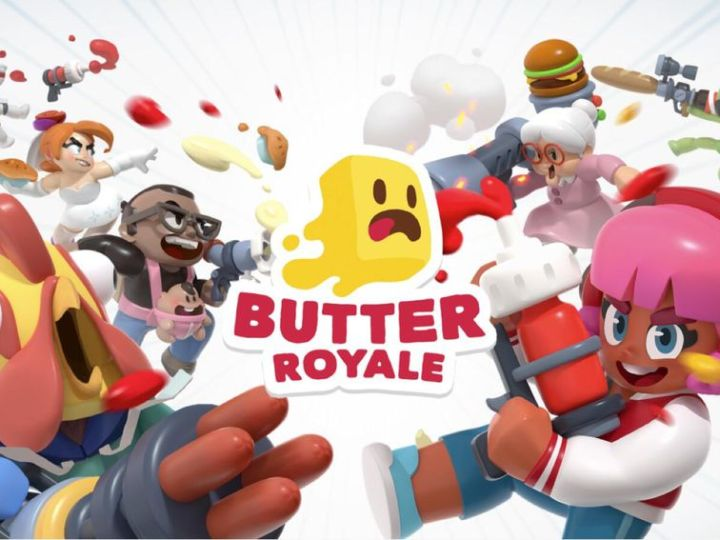 Apple Arcade: Butter Royale and three other games get updates