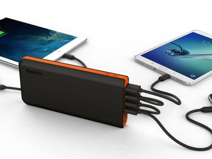 Pick up a 20,000-mAh power bank for $16