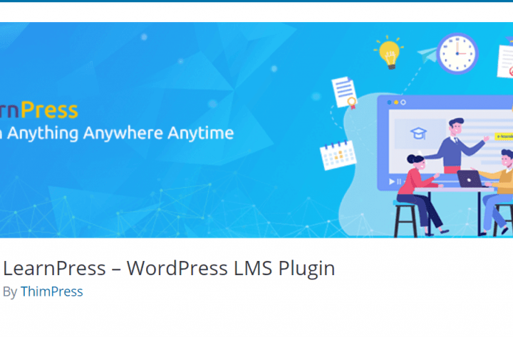 5+ Best free LMS plugins for WordPress (Learning management system plugins)