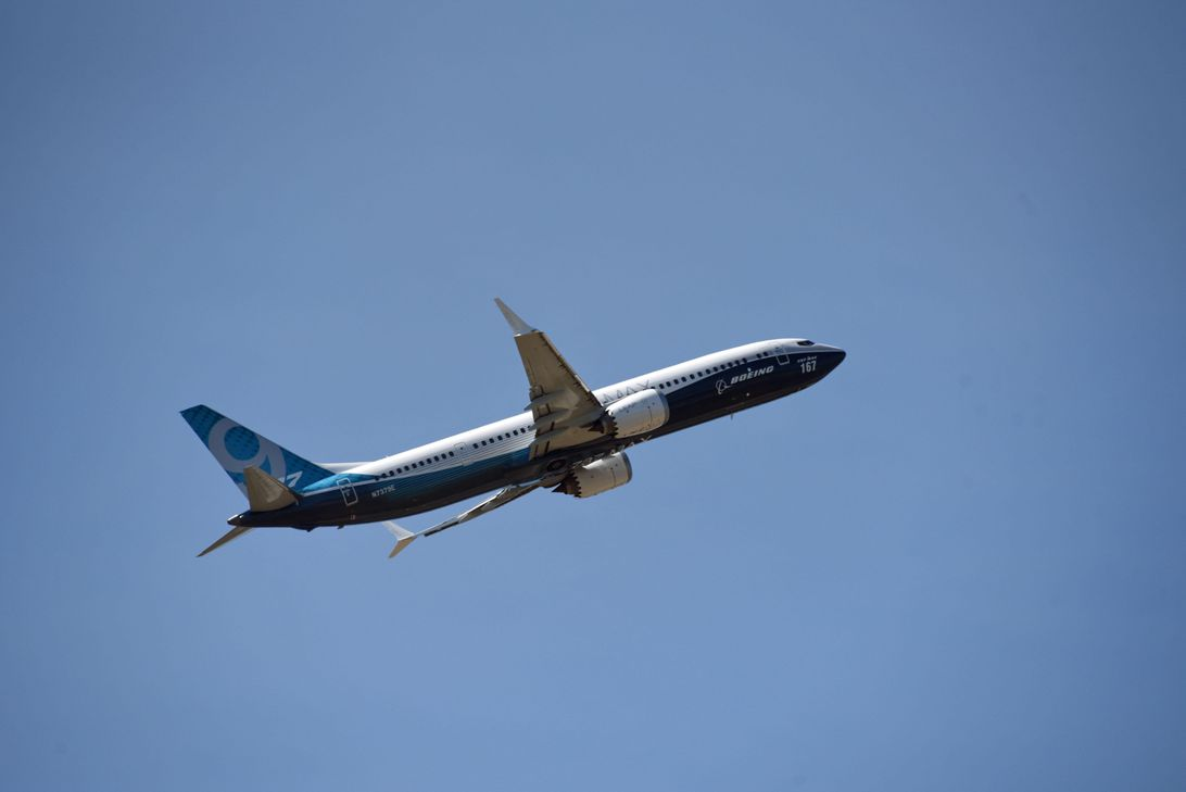 Boeing and FAA begin 737 Max recertification flights