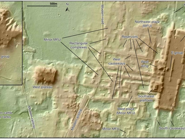 Lidar helps uncover an ancient, kilometer-long Mayan structure – ProWellTech