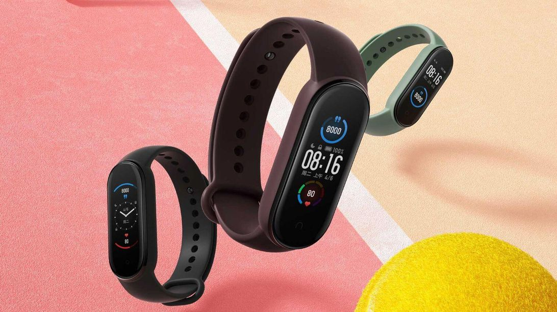 Preorder the Xiaomi Mi Band 5 fitness watch for $42
