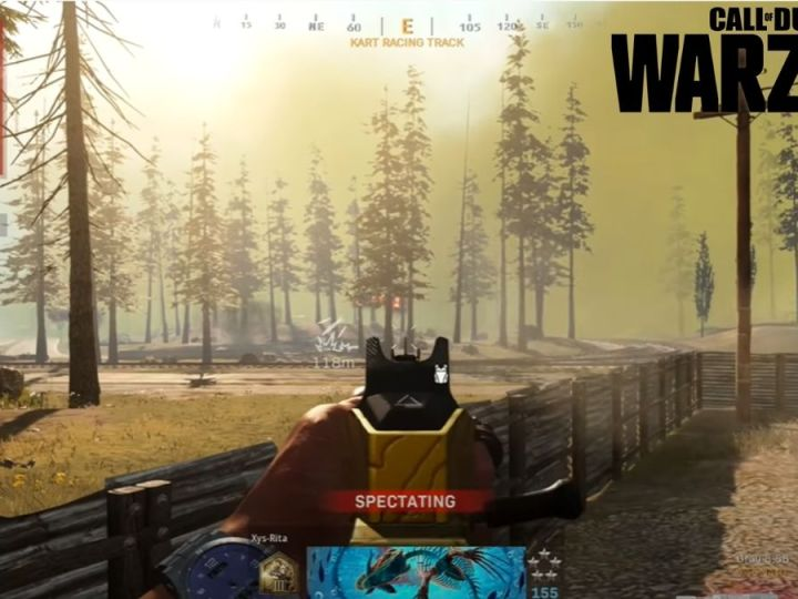 Warzone Cheater Calls In Infinite Cluster Strikes On Enemies