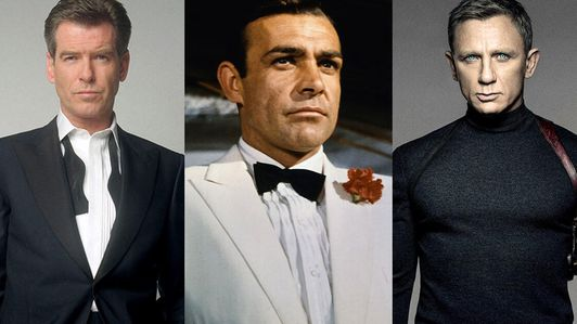 Bond Films Rank Major