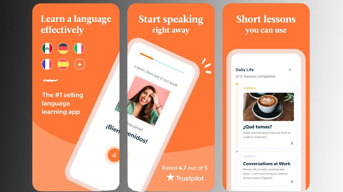 Learn a new language while saving 50% at Babbel
