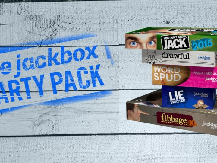 Save up to 50% on Jackbox party games right now — then play with friends remotely