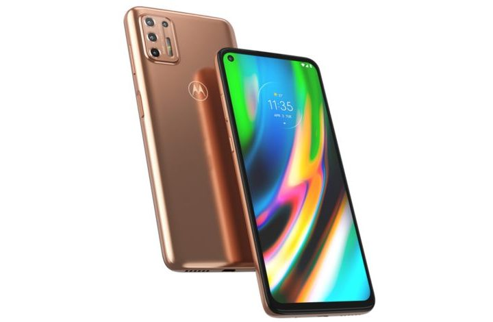 Moto G9 Plus launches with a Snapdragon 730G and 6.8-inch screen