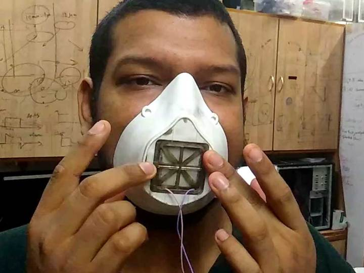 N95 masks could soon be rechargeable instead of disposable – TechCrunch