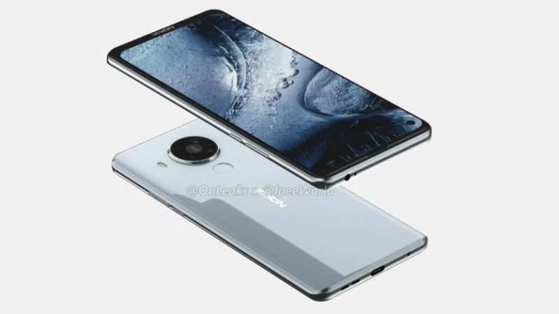 Nokia 7.3 with Snapdragon 690, 48MP quad cameras leaked in renders