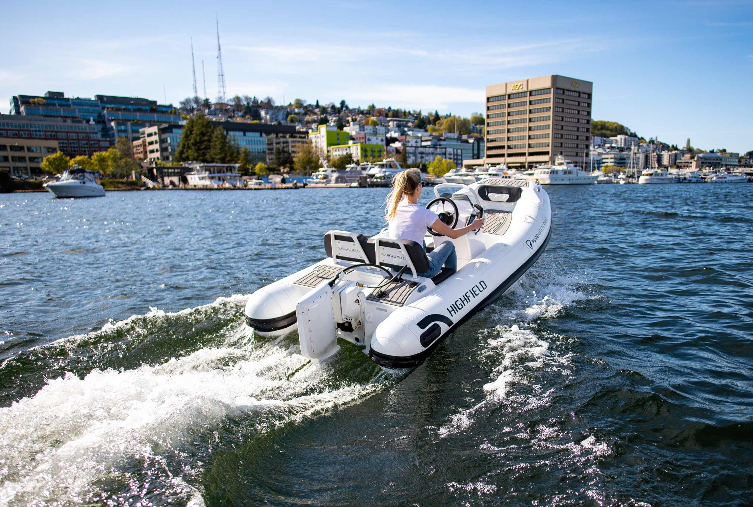 Pure Watercraft ramps up its electric outboard motors with a $23M series A – TechCrunch