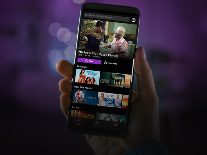 Roku Channel app debuts with 115 free TV channels on Android, iOS