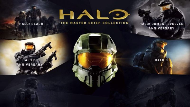 Xbox Series X will play Halo: The Master Chief Collection up to 4K 120FPS