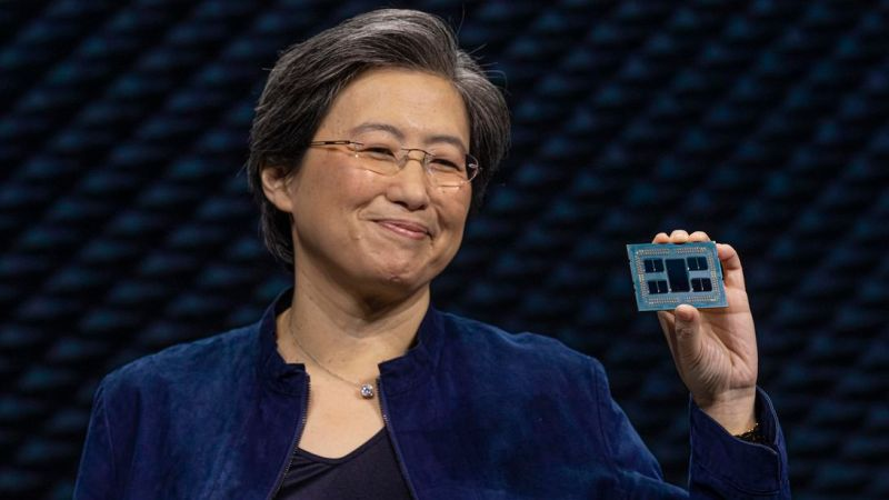 AMD to acquire chipmaker Xilinx for $35 billion as chipmakers race to be the biggest