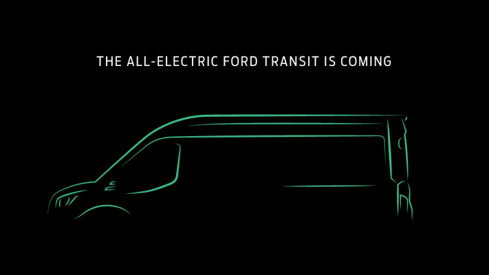 Ford will reveal its all-electric Transit van in November – ProWellTech