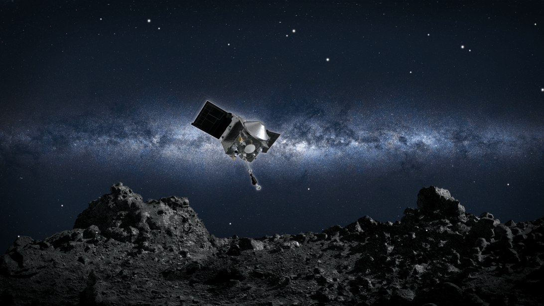 NASA's Osiris-Rex about to land on asteroid Bennu: Here's what will happen
