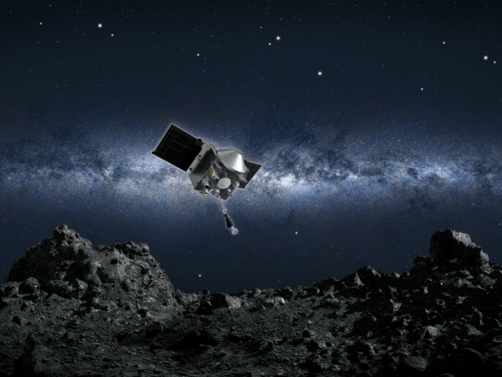 NASA about to land on asteroid Bennu and grab a piece: How to watch live