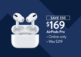Black Friday 2020 AirPod deals: AirPods Pro are $190 now, but dropping to $169 soon