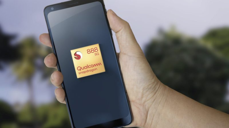 Qualcomm's next-gen processor is the Snapdragon 888