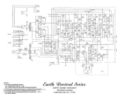 small resolution of alamo amp schematics