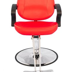 White Multi Purpose Salon Chair Design For Office Barber