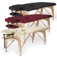 The MasterCraft Portable Massage Table - Includes FREE ...