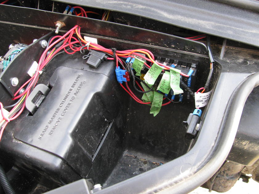 installed a dual battery kit  Arctic Cat Prowler Forums Prowler UTV Forum