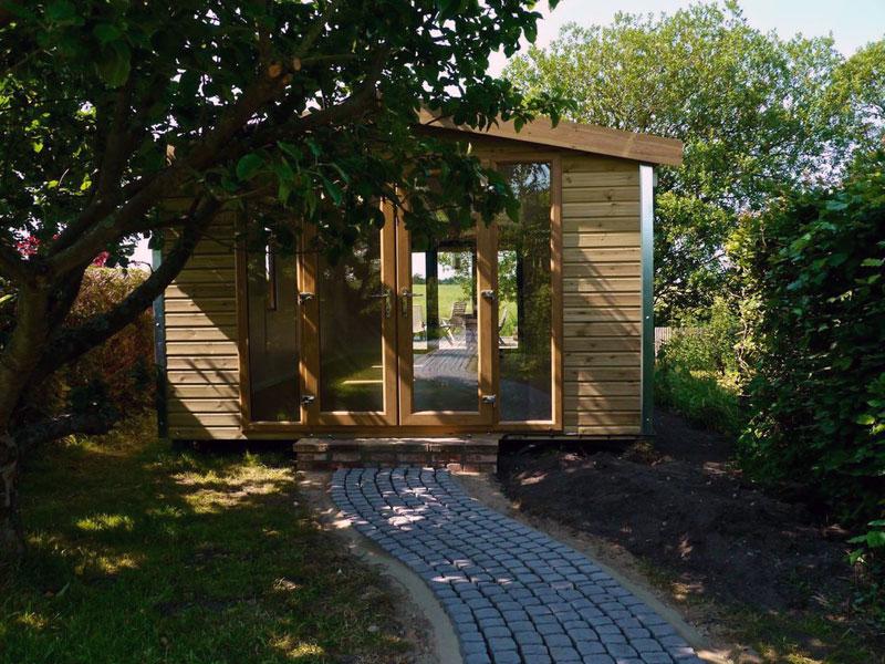 Pro Workshop  Apex Veranda Garden Workshop  Heavy Duty