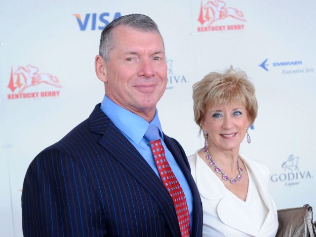 Vince and Linda McMahon