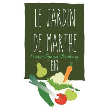 logo de jardin de Marthe
