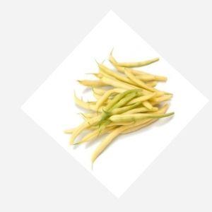 Haricot beurre bio d'Alsace
