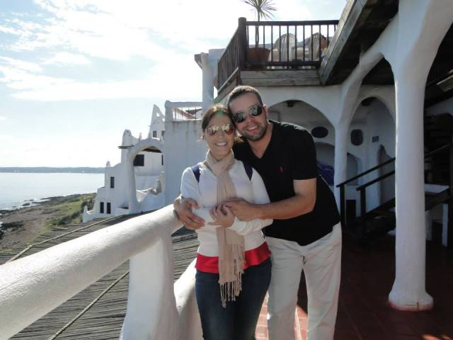 viajando carro uruguai