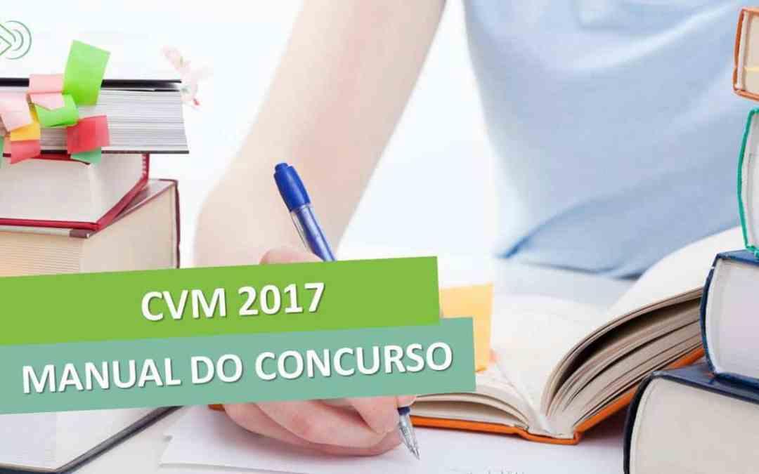 Concurso CVM 2017/2018 – tudo o que você precisa saber para passar