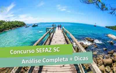 Concurso Sefaz SC 2017 [análise + dicas + salário + carreira]