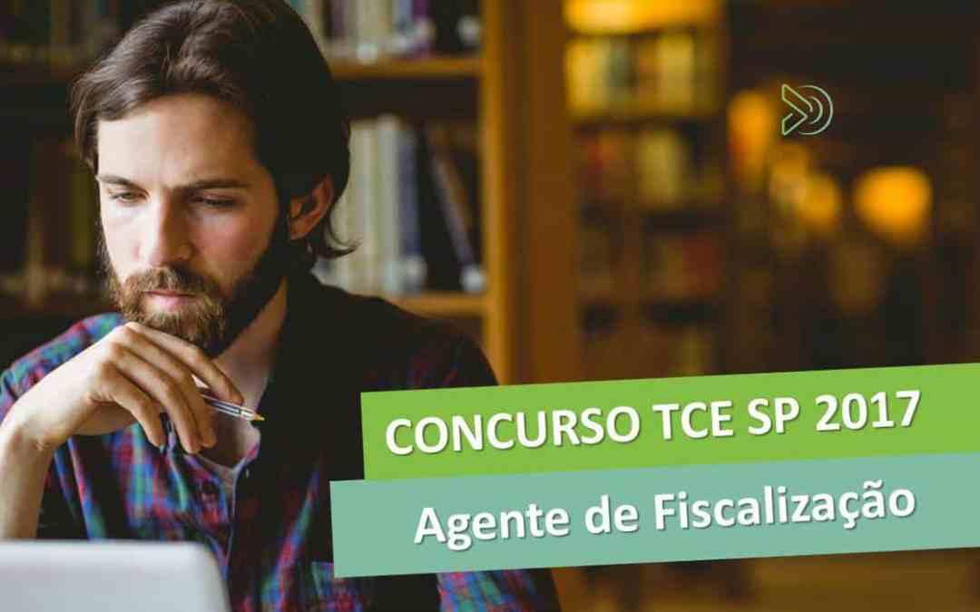 Concurso Agente de Fiscalização TCE SP – Saiba tudo sobre o concurso