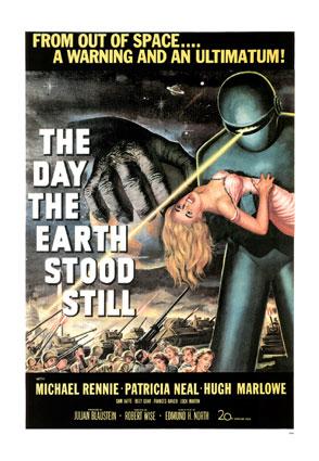 Poster de la versión original (1951)
