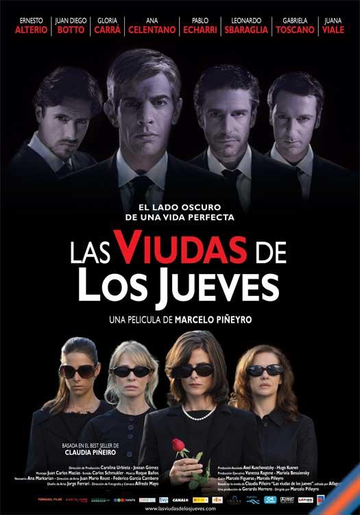 las-viudas-de-los-jueves-poster