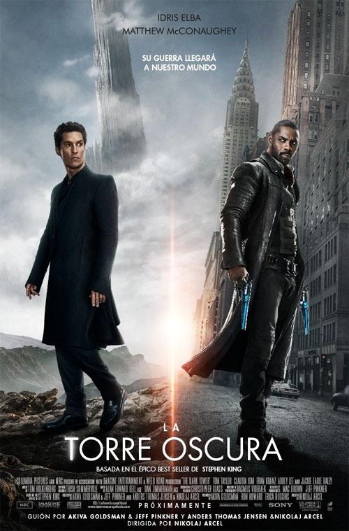 Resultado de imagen de la torre oscura poster