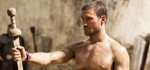 Spartacus via Netflix op Proximus TV alle info de