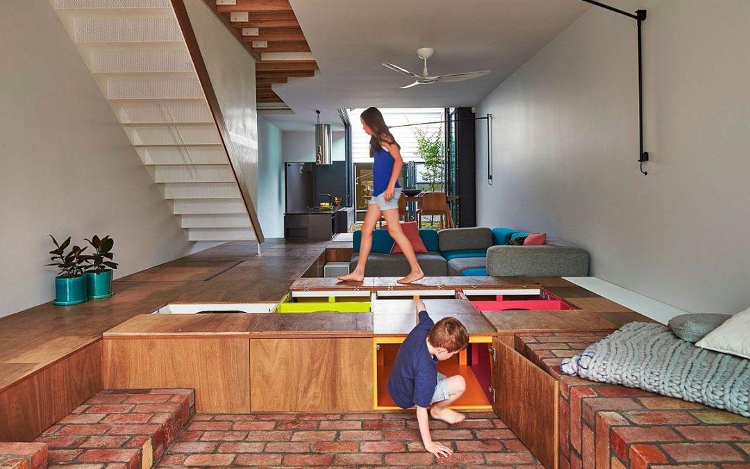 27 ideas para dise ar espacios peque os y aprovechar el for Ideas de cocinas para espacios pequenos