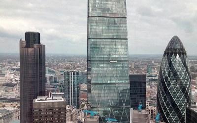 Los edificios con las mejores vistas de Londres que te dejarán boquiabierto