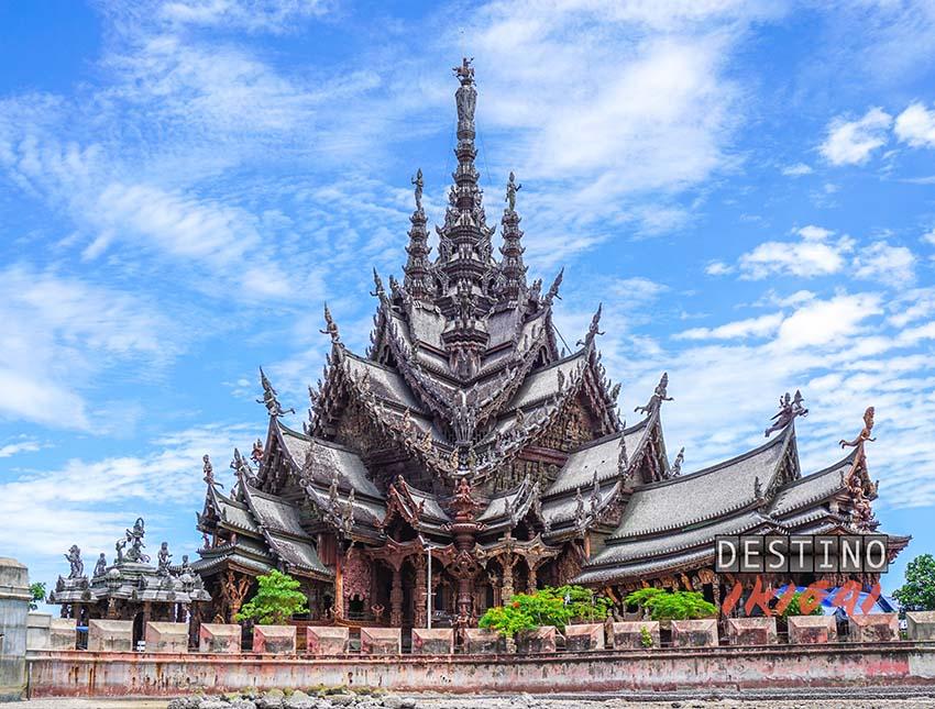 La obra de arquitectura más impresionante del mundo que ha visitado Luis Gago