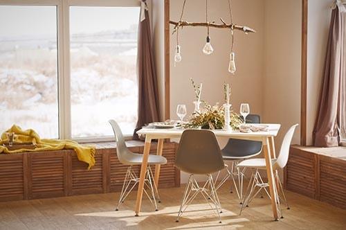 Ideas para iluminación de una casa moderna a bajo coste