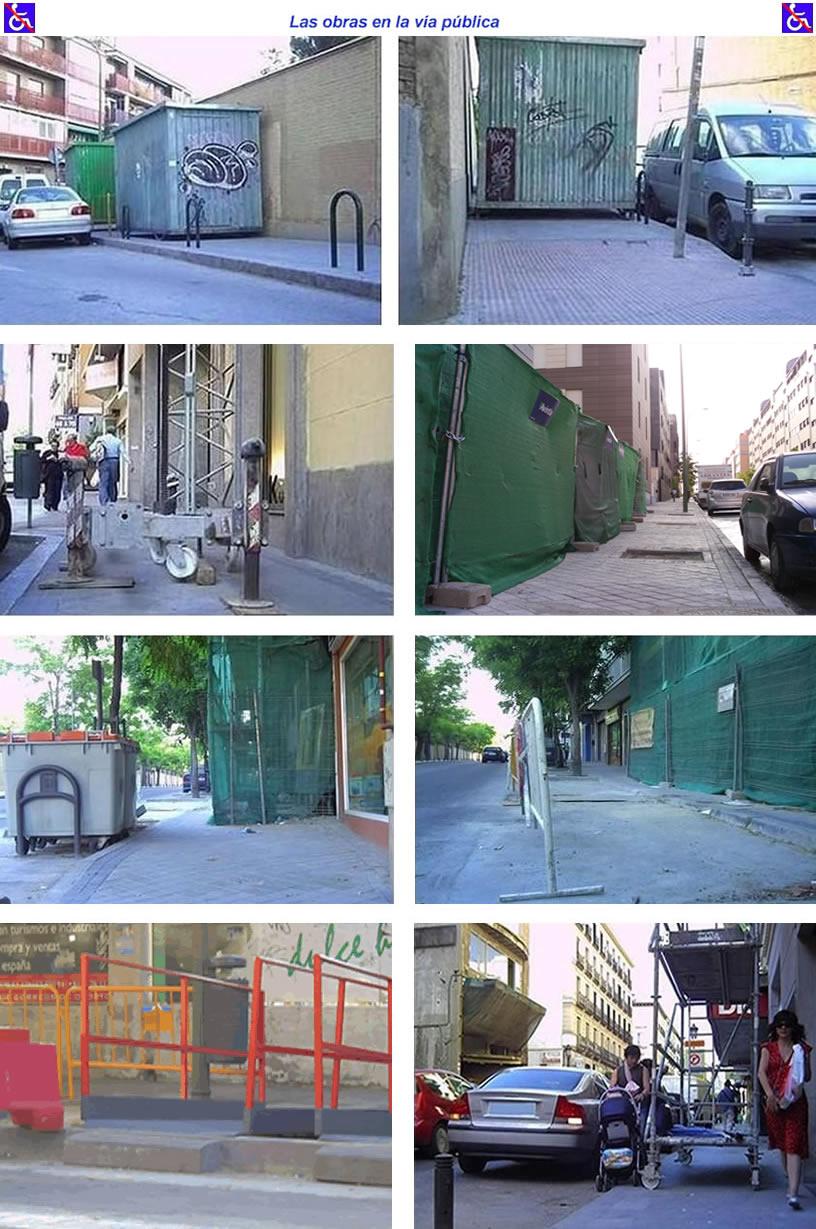 Barreras arquitectnicas y en el transporte para personas con silla de ruedas en el Siglo XXI